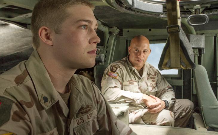 Vin Diesel;Joe Alwyn