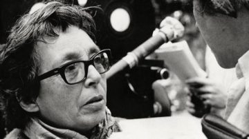 Title: DURAS, MARGUERITE ¥ Pers: DURAS, MARGUERITE ¥ Year: 1969 ¥ Ref: XDU042AB ¥ Credit: [ THE KOBAL COLLECTION / ANCINEX ]