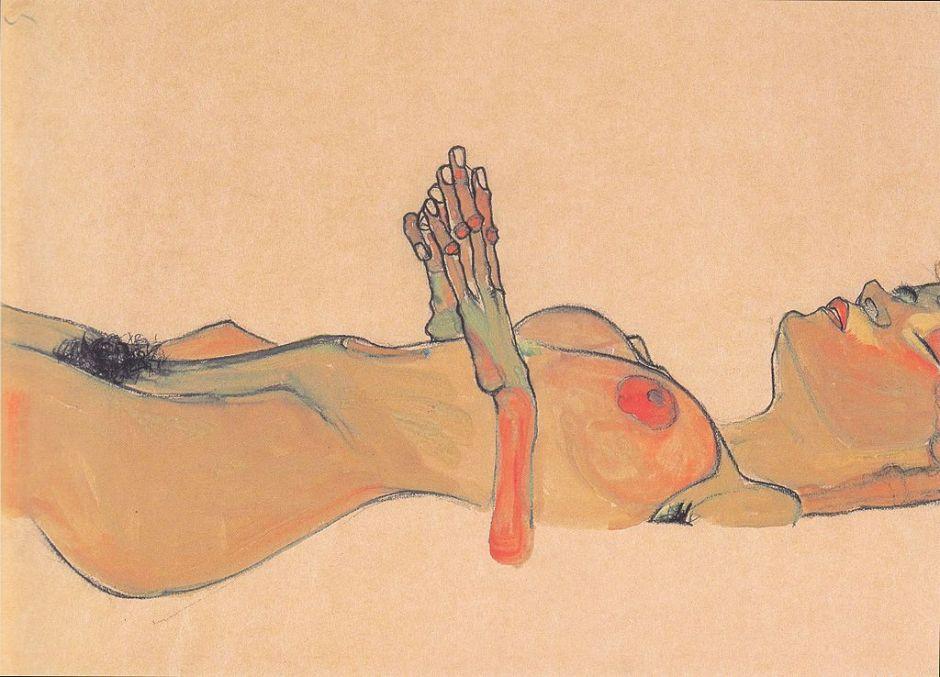 1024px-Egon_Schiele_-_Totes_Mädchen_-_1910